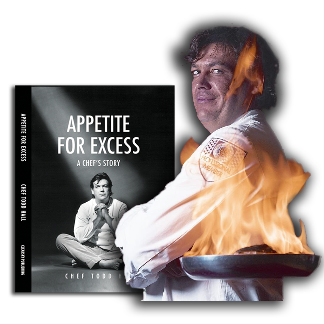Appetite For Excess Book Cover